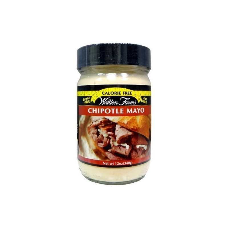 MAYONNAISE CHIPOTLE 1 UD. WALDEN FARMS | SALSAS | 4.50€