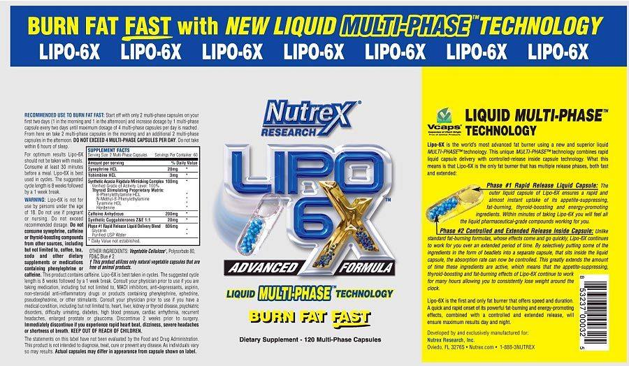 Lipo 6-x инструкция - фото 9