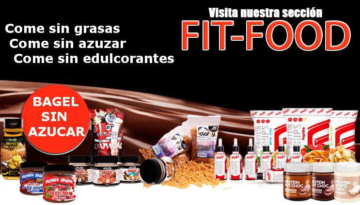 comida FIT-FOOD, comida sin calorias