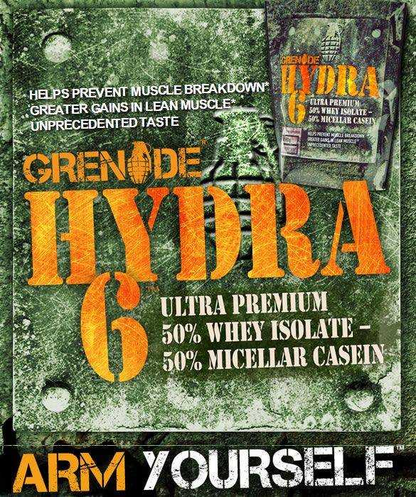 GRENADE HYDRA 6 35G TIENDACULTURISTA.COM