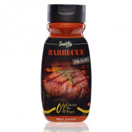 salsa sin calorías barbacoa