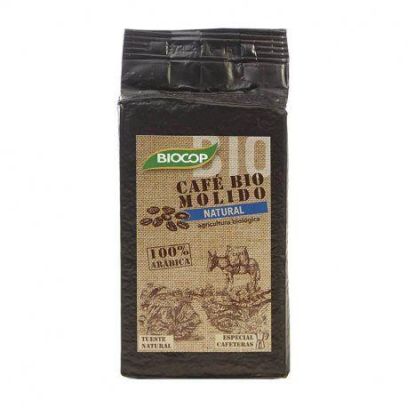 BIOCOP CAFE MOLIDO 100% ARABICA 250 g