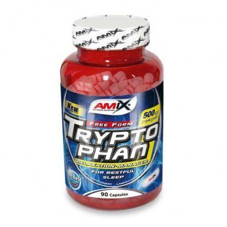 tryptophan-90-capsulas-aminoacidos Aminoácidos o BCAA ¿Qué son y para qué sirven? (II) Listado