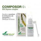 SORIA NATURAL COMPOSOR 1 FARINOL COMPLEX 40CC
