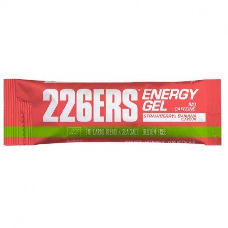 226ERS ENERGY GEL BIO 40G 160MG CAFFEINE COLA
