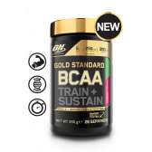OPTIMUM NUTRITION BCAA TRAIN & SUSTAIN 266 G LIMA CAD: 11/2018