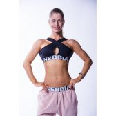 NEBBIA CROSSED SPORTS BRA 622