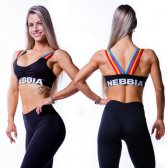 NEBBIA RAINBOW MINI TOP 621