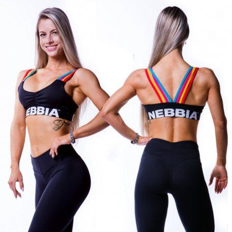 NEBBIA RAINBOW MINI TOP 621