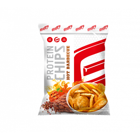 GOT7 HIGH PROTEIN CHIPS 23 G HOT BARBECUE