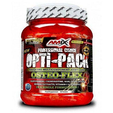 AMIX OPTI-PACK OSTEO FLEX 30 BOLSAS