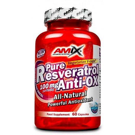 AMIX PURE RESVERATROL 60 CAPS