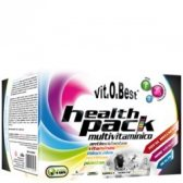 VIT.O.BEST HEALTH PACK MULTIVITAMÍNICO 30 PACKS