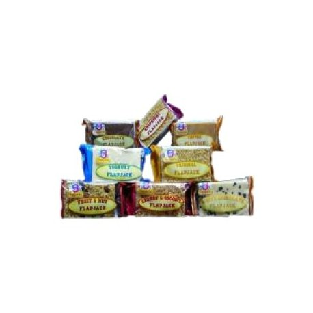 VIT.O.BEST FLAPJACKS BARRITAS 125 GR