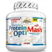 AMIX MR- POPPERS PROTEIN OPTIMASH 2000G-SABOR- YOGUR FRESA-CAD-01-02-2019