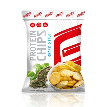 GOT7 HIGH PROTEIN CHIPS 50 G Limited Edition PAPRIKA VE