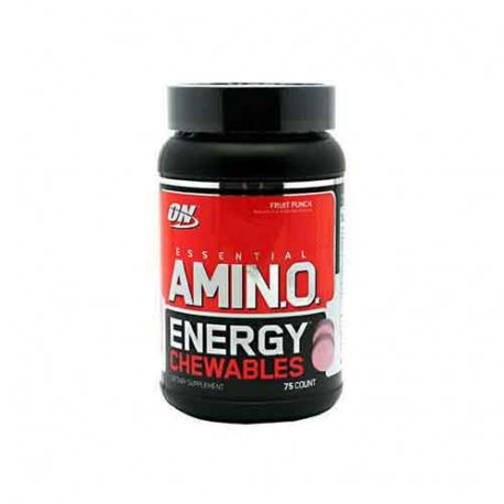 OPTIMUM AMINO ENERGY 75 TABS MASTICABLES