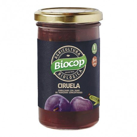 BIOCOP COMPOTA CIRUELA BIO 280G