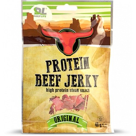 DAILY LIFE PROTEIN BEEF JERKY 40G