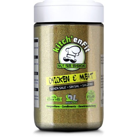 DAILY LIFE KITCHEN FIT SEASONINGS CHICKEN & MEAT 100G