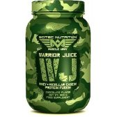 SCITEC MUSCLE ARMY WARRIOR JUICE 900 GRS--SABOR- CHOCOLATE-CAD-30-01-2019