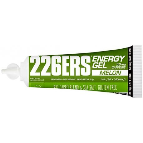 226 Energy Gel Bio 25G 50mg CAFFEINE