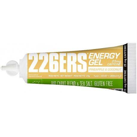 226ERS Energy Gel Bio 25G 25mg CAFFEINE