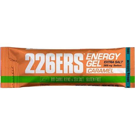 226ers Energy Gel Bio 40G EXTRA SALT