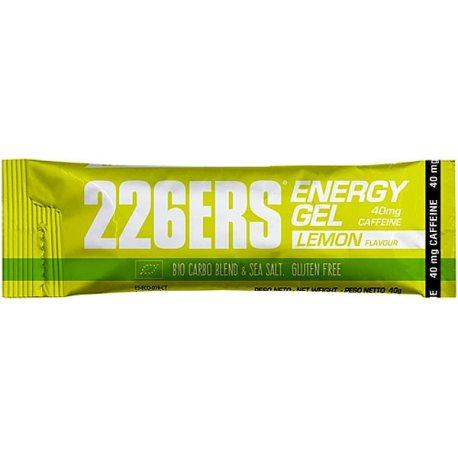 226ERS ENERGY GEL BIO 40G 40mg CAFFEINE