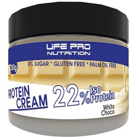 LIFE PRO PROTEIN CREAM WHITE CHOCOLATE 250 G