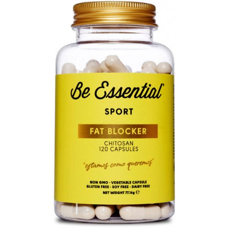 MAX PROTEIN ESSENTIALS FAT BLOCKER 120 CAPS.