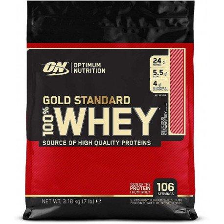 OPTIMUM NUTRITION 100 WHEY 7LB