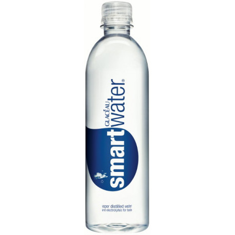 GLACEAU SMARTWATER 600ml