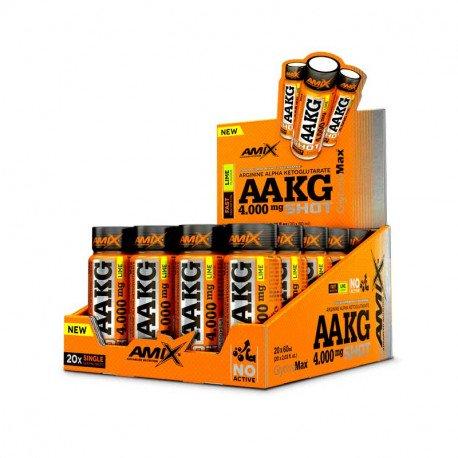 AMIX AAKG 4000MG SHOT 20X60 ML LIMA
