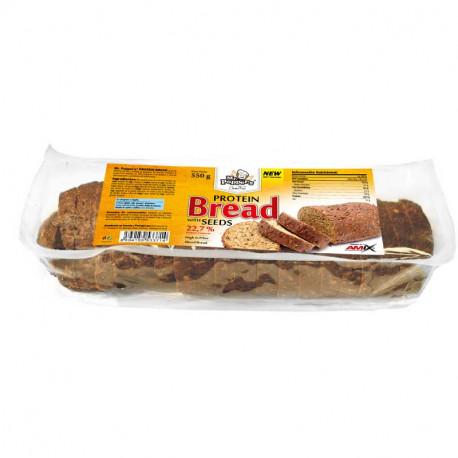 AMIX Protein Bread rebanado 550 GR
