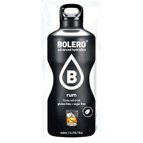 BEBIDA BOLERO SABOR RON