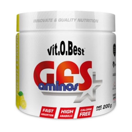 VIT.O.BEST CREAMAP + GFS AMINOS POWDER 500