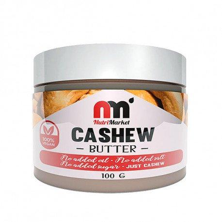 NUTRIMARKET CASHEW BUTTER 100G