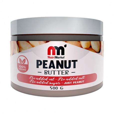 NUTRIMARKET PEANUT BUTTER 500G