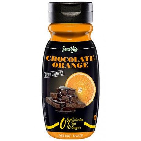 SERVIVITA CHOCOLATE NARANJA