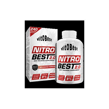 VIT.O.BEST NITROBEST 2.0 240 CAPS