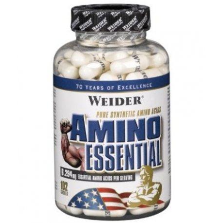 amino-essential-102-caps-weider TRIPTÓFANO