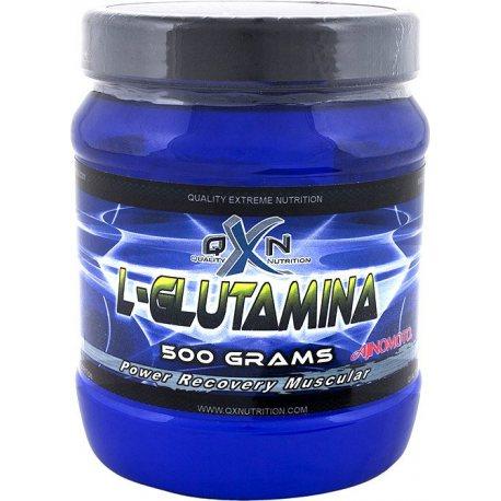 qxn-glutamina-300gr-aminoacidos Aminoácidos o BCAA ¿Qué son y para qué sirven? (II) Listado
