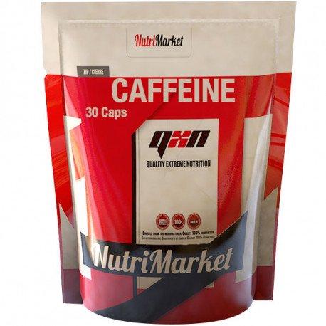 NUTRIMARKET CAFFEINE 30CAPS BOLSA