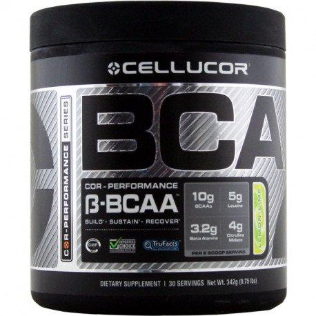 CELLUCOR PERFORMANCE BCAA 342 G