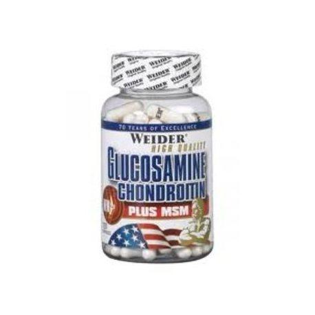 weider-glucosamine-chondroitine-msm-120-caps-salud-articular Regeneración del cartílago de las articulaciones