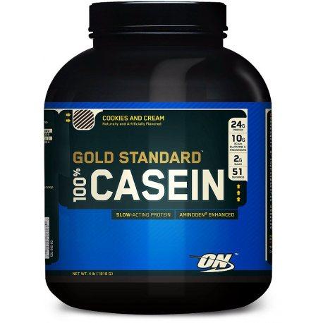 OPTIMUM NUTRITION 100% CASEIN 4 LBS