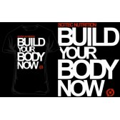 SCITEC   CAMISETA BUILD