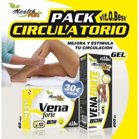 VIT.O.BEST CIRCULABEST PACK (VENAFORTE+VENAFORTE GEL
