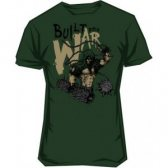SCITEC CAMISETA BUILT FOR WAR 2